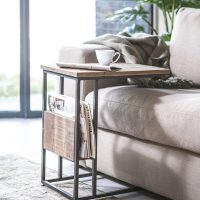 Table d'appoint Slider