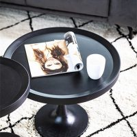 Table d'appoint Totum Black