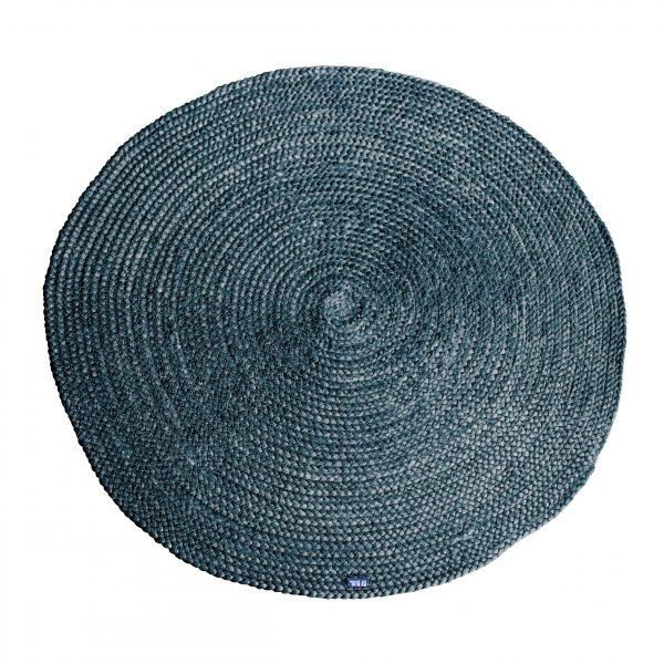 Tapis rond Jute - 120x120cm