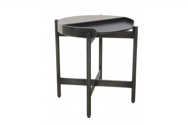 Table d'appoint Duo