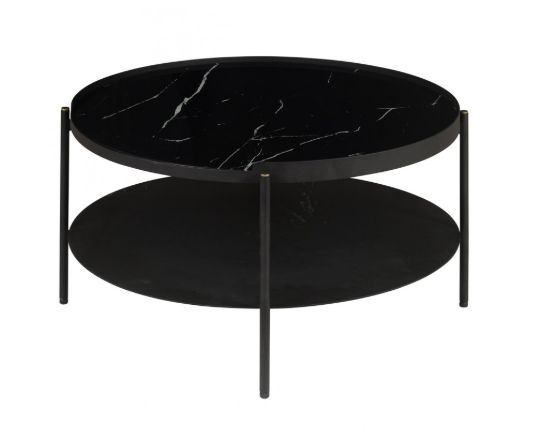 Table basse ronde Complice