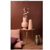 Vase en fer émaillé Talie