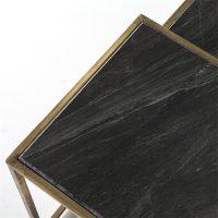Caesar Coffee Table set - Black