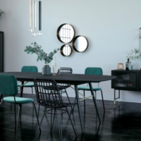 Table repas Vero - Extensible