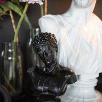 Adam - Black marble