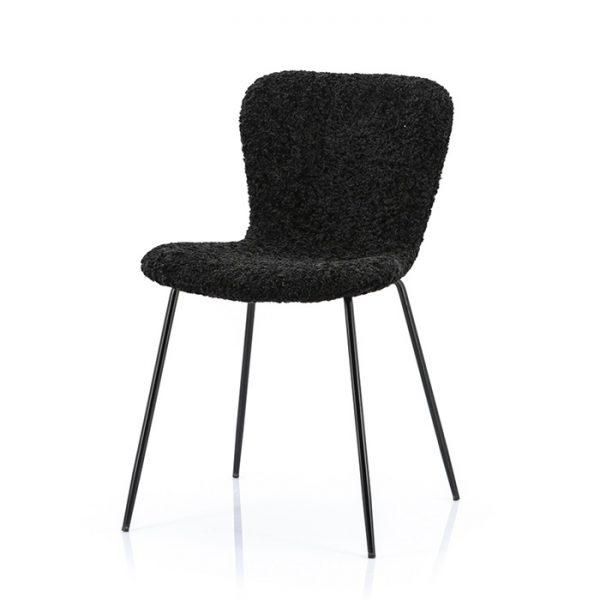 Chaise Skip - Noir